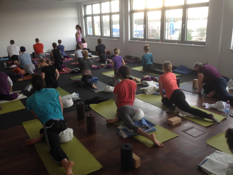 Openmindyoga Hamburg Yin Yoga & Yoga Nidra Workshop